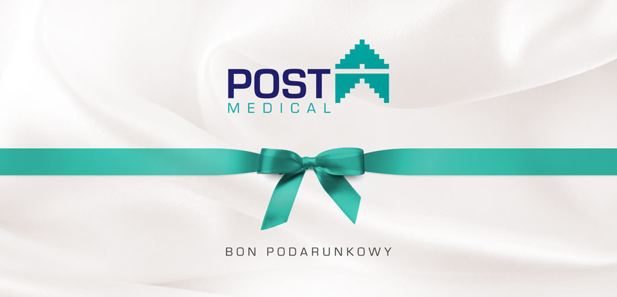 Bony podarunkowe - Post Medical